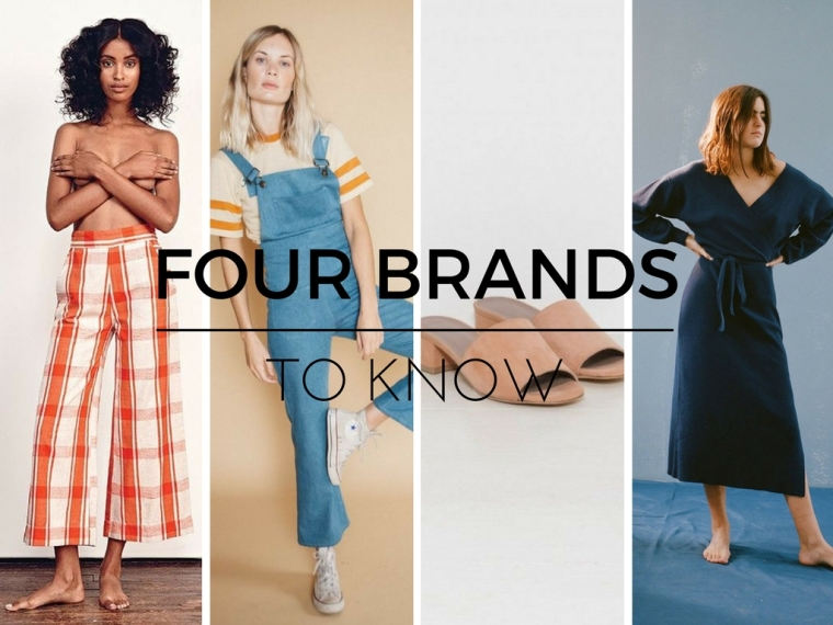 Common Sort | 4 Brands To Check Out