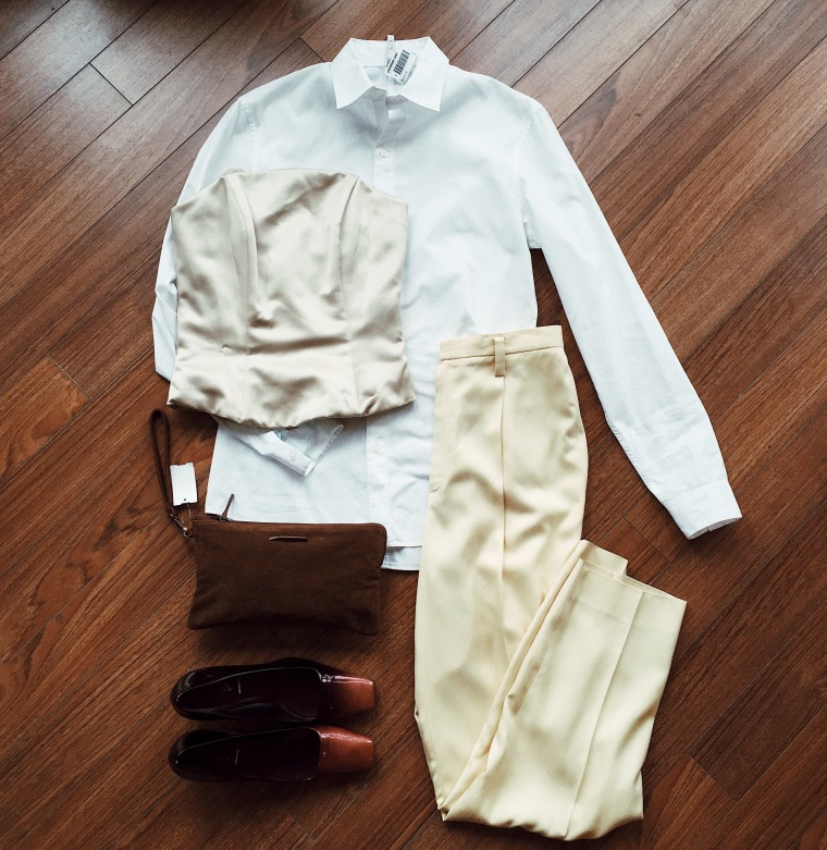 Common Sort | 1 Piece 4 Ways: Yellow Trousers