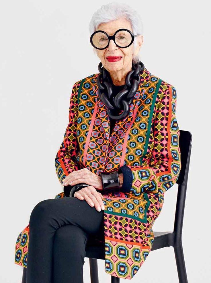 Common Sort | What Would Iris Apfel Choose?