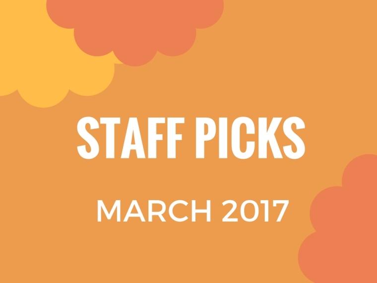 Common Sort | March Staff Picks
