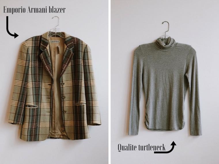 Emporio Armani blazer