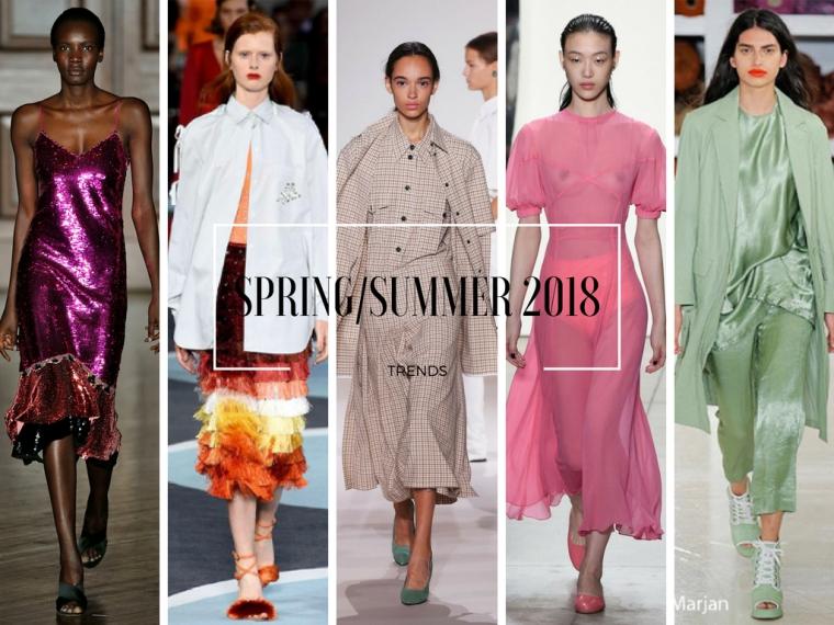 Common Sort | Spring/Summer 2018 Trends